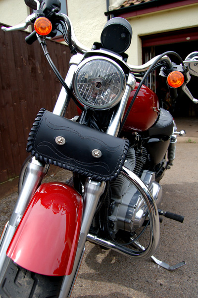 Motorcycle Tool Bag >> Gman Custom Handmade Motorcycle Leather Products To Accent Protect