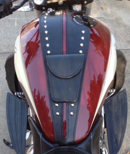 GMan Custom Handmade Victory Motorcycle Leather Products